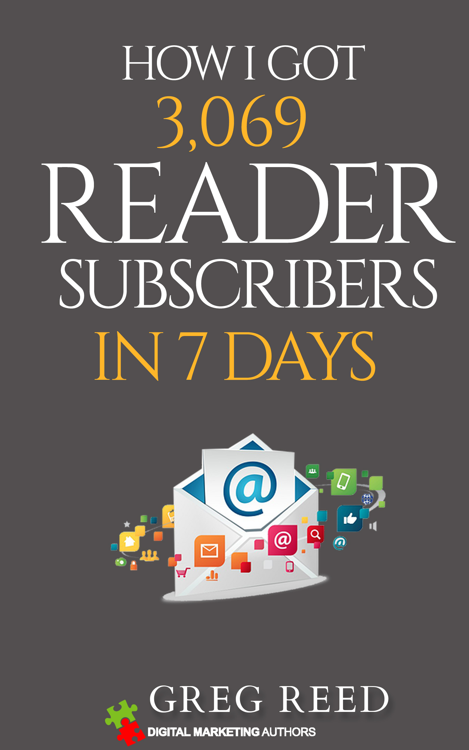 How I Got 3,069 Readers in 7 Days